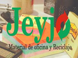 Jeyjo Material de Oficina Reciclaje