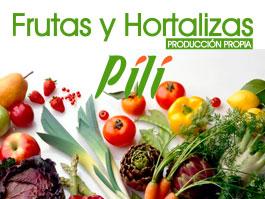 Frutas y Hortalizas Pili