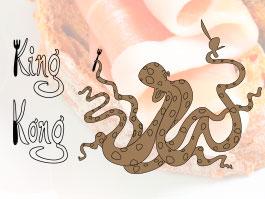 Cafetería King Kong